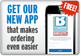 Get our new app that makes ordering even easier