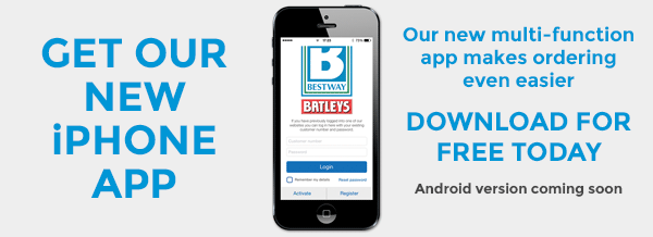 Get our new iPhone app - makes ordering even easier