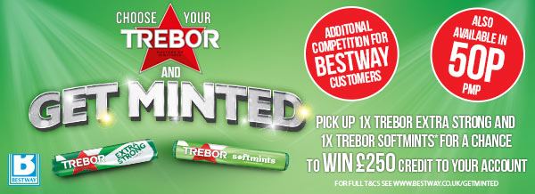 Choose your Trebor and get minted