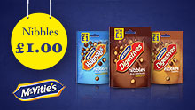 Mcvities Nibbles