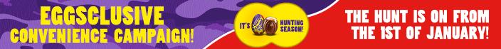 Eggsclusive convenience campaign!