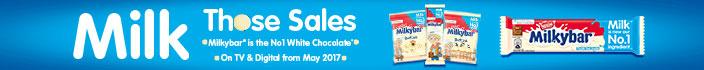 Milkybar - Milk Those Sales
