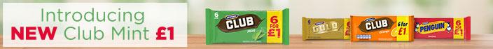McVites Club Mint
