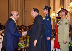 Bestway Chief Executive awarded the Sitara-e-Imitaz