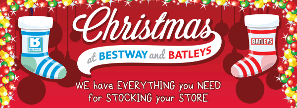 Christmas at Bestway and Batleys