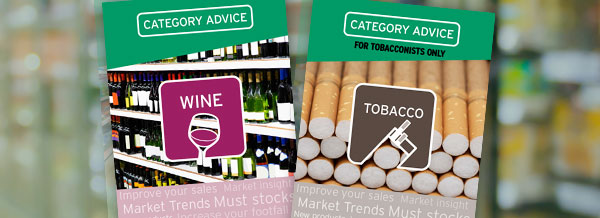 Category Advice: Wine and Tobacco