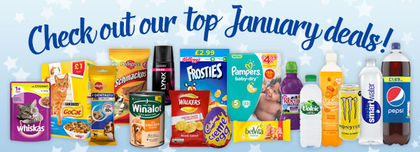 Check out our top January deals